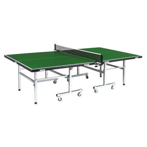 Stół do tenisa stołowego transport - kolor niebieski marki Joola