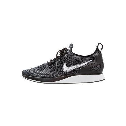 Nike Sportswear AIR ZOOM MARIAH FLYKNIT RACER Tenisówki i Trampki black/white/dark grey (0885176528653)