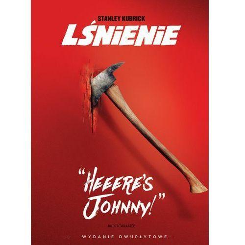 Stanley kubrick Lśnienie (rez. , 1980) (2dvd) iconic moments (płyta dvd) (7321932722109)