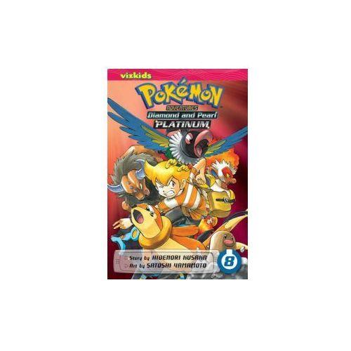 Pokemon Adventures Diamond & Pearl Platinum (9781421554044)