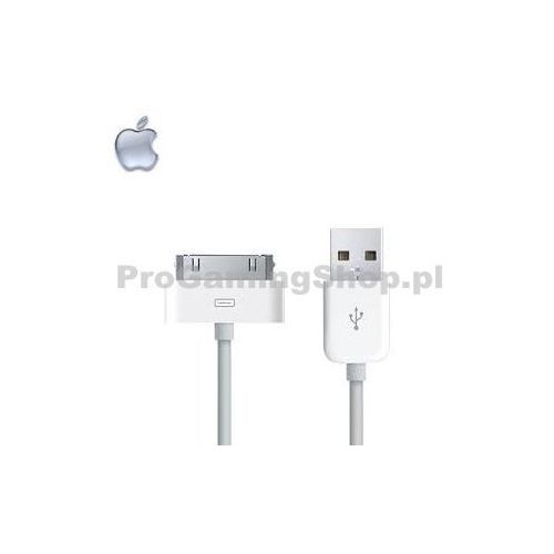 Oryginalny kabel do transmisji danych do Apple iPhone 4/4S, Apple iPad 2/3, Apple iPod - MA591 z kategorii Kable transmisyjne