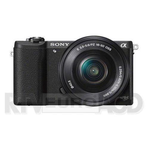 Sony Alpha a5100 (ILCE-5100L) + 16-50 mm (czarny)