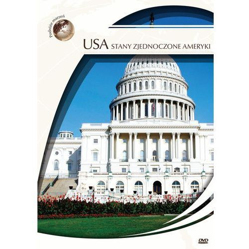 USA - Stany Zjednoczone Ameryki (DVD) - Cass Film OD 24,99zł DARMOWA DOSTAWA KIOSK RUCHU (5905116009624)