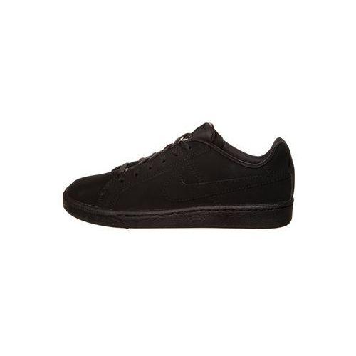 Nike sportswear court royale tenisówki i trampki black (0883419794902)