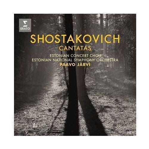SHOSTAKOVICH CANTATAS - Estonian National Symphony Orchestra, Paavo Jarvi (Płyta CD) (0825646166664)