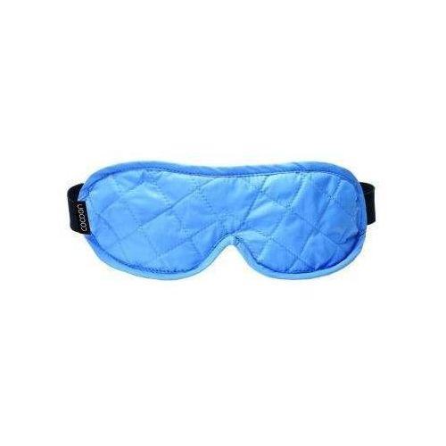 COCOON Opaska na oczy EYE SHADES + STOPERY DO USZU - kolor błękitny (0799696107635)