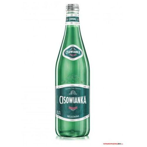 Woda CISOWIANKA 0,7l Classique n/gaz szkło
