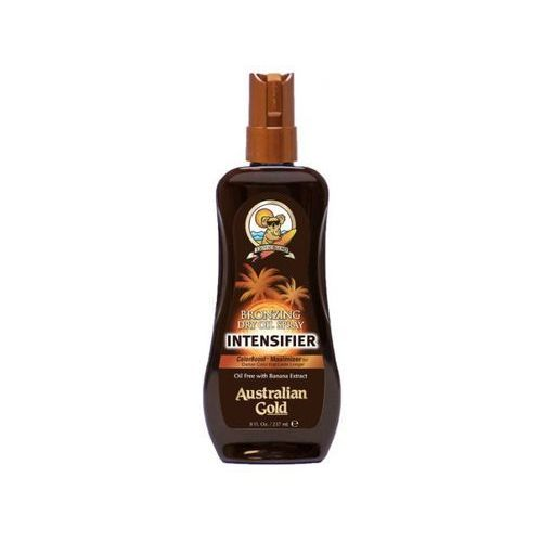 Australian Gold Bronzing Dry Oil Intensifier Spray | Suchy olejek do opalania - 237ml (5607508500008)