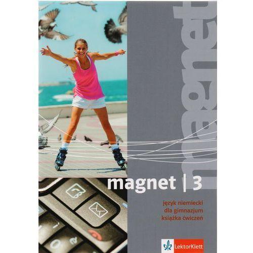 Magnet 3 Język niemiecki Książka ćwiczeń, Giorgio Motta