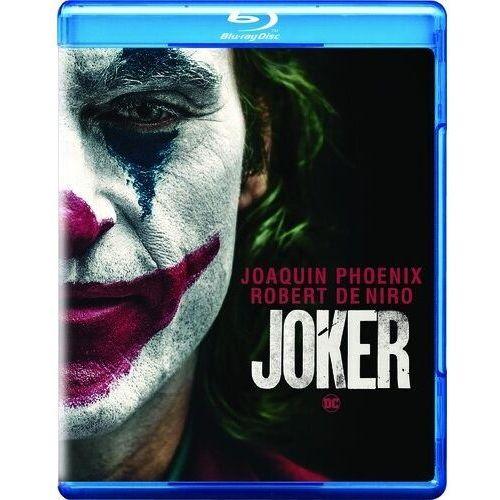 Todd phillips Joker (bd) (płyta bluray)