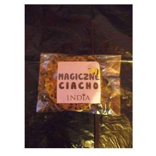 India - magiczne ciacho konopne max