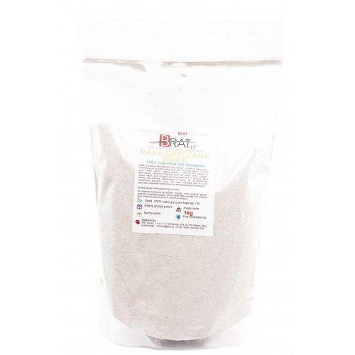 Brat.pl Mąka gryczana 1kg (5906721130352)