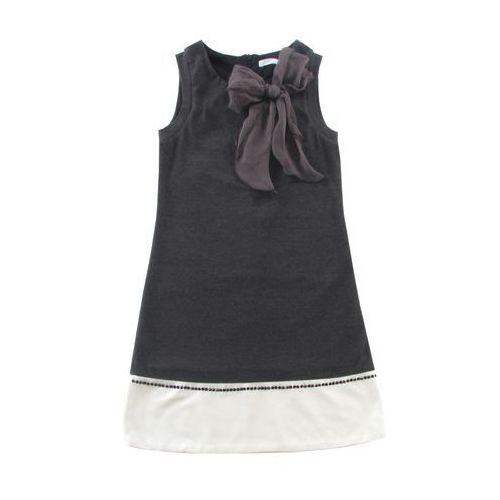 SUKIENKA BEZ RĘK DZ (sukienka dziecięca)