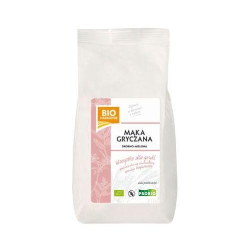 Bio harmonie 500g mąka gryczana bezglutenowa bio