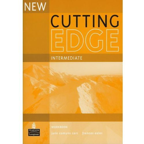 Cutting Edge New. Intermediate Workbook (opr. miękka)