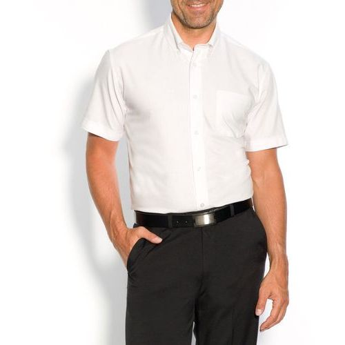 Oksfordzka koszula z krótkimi rękawami rozmiar 1 i 2, Castaluna for men