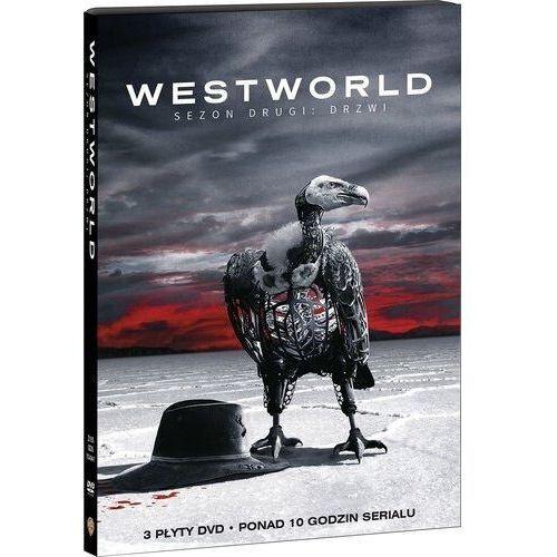 WESTWORLD, SEZON 2 (3DVD) (Płyta DVD)