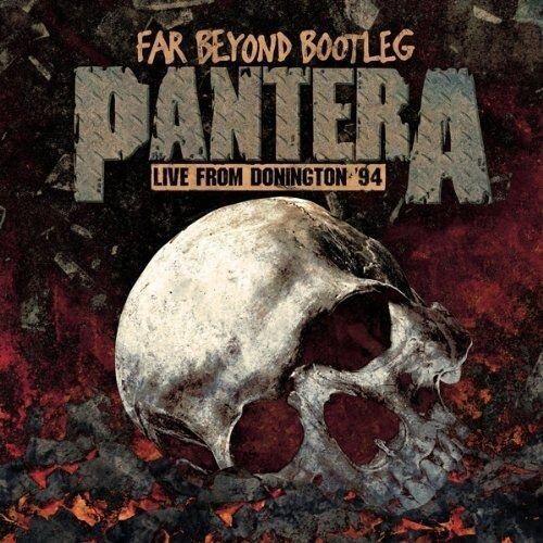 Far Beyond Bootleg: Live From Donington '94 - Pantera (Płyta winylowa) (0081227960285)