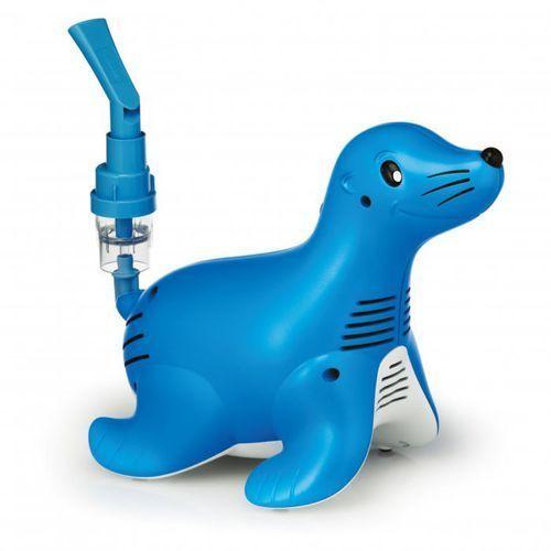 Philips Inhalator dla dzieci Philips Respironics Sami the Seal z torbą (inhalator)