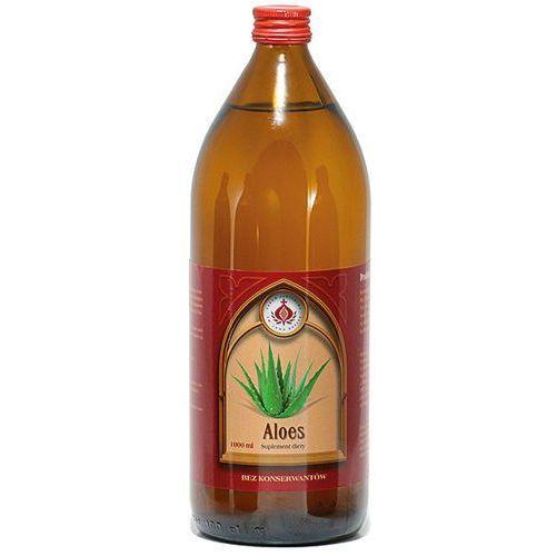 Zakon szpitalny św.jana bożego Aloes sok bez konserwantów produkt bonifraterski 1000ml