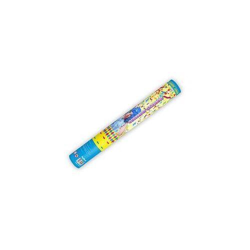 Ap Tuba strzelająca - kolorowe konfetti - 40 cm - 1 szt.