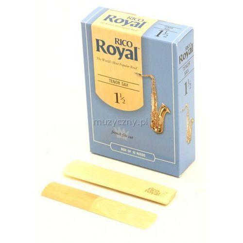 Rico Royal 1.5 stroik do saksofonu tenorowego