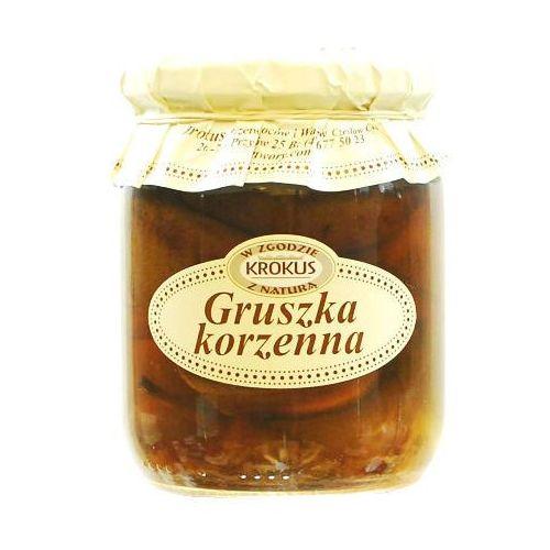 KROKUS 530g Gruszka korzenna tradycyjna receptura (5906732624178)