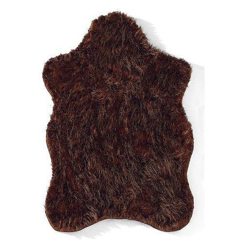 Sztuczna owcza skóra  brązowy, produkt marki bonprix