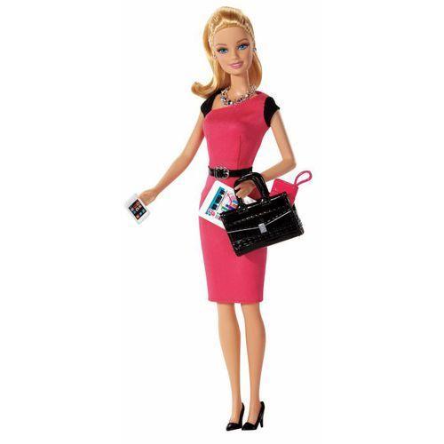 Mattel Barbie jako bizneswoman CBC54 - sprawdź w Mall.pl