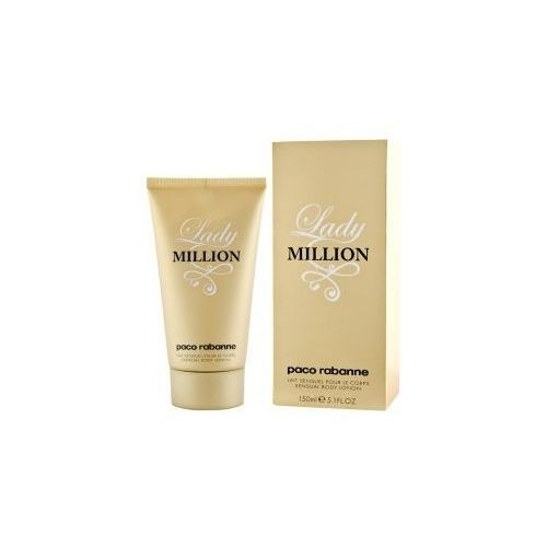 Paco rabanne lady million, balsam do ciała, 150ml