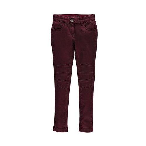 Dżinsy w kolorze bordowym | rozmiar 146 - produkt dostępny w LIMANGO