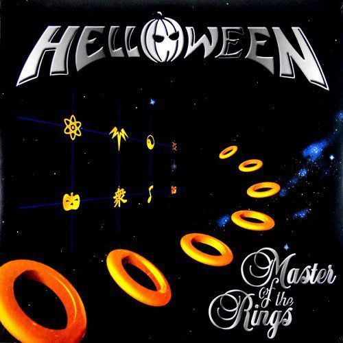 Master of the rings -11tr - helloween marki Bmg sony music