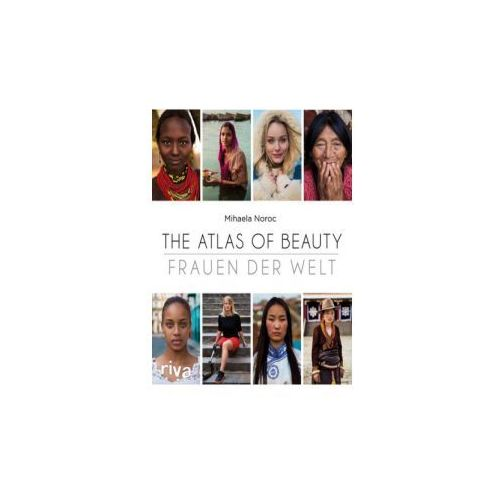 The Atlas of Beauty - Frauen der Welt (9783742303745)