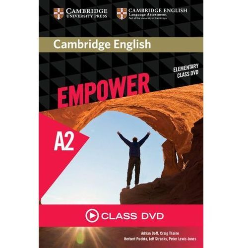Cambridge English Empower Elementary Class DVD (Płyta DVD)