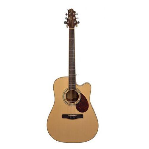 Samick guitars Samick d-5ce ov - gitara elektro-akustyczna