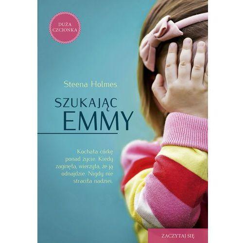 Szukając Emmy, książka w oprawie miękkej