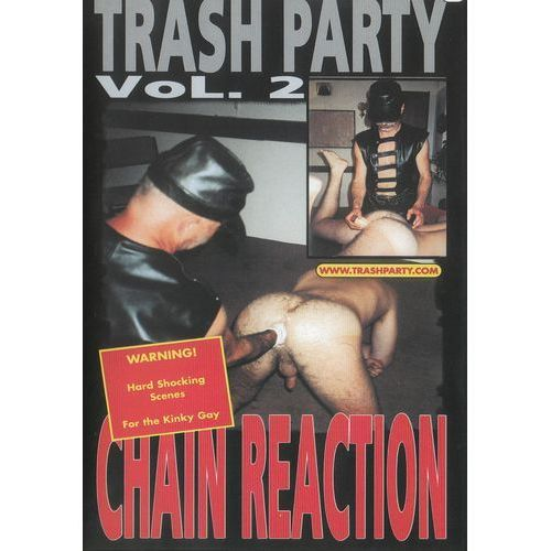 DVD Trash Party 2 pack (9880006047987)