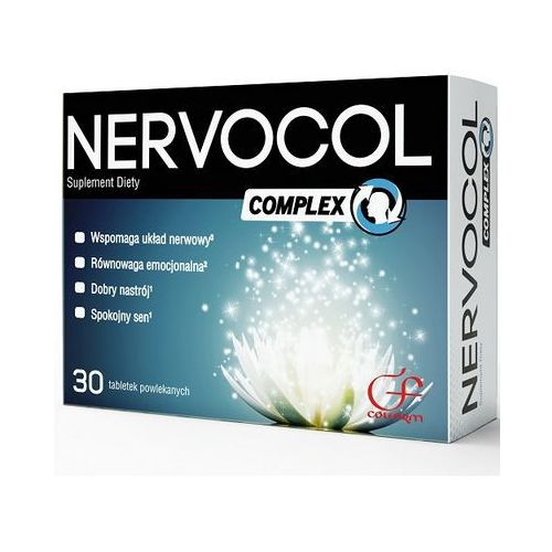 Nervocol Complex 30 tabl.