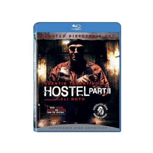 Hostel 2 (Blu-Ray) - Eli Roth DARMOWA DOSTAWA KIOSK RUCHU (5050629547764)