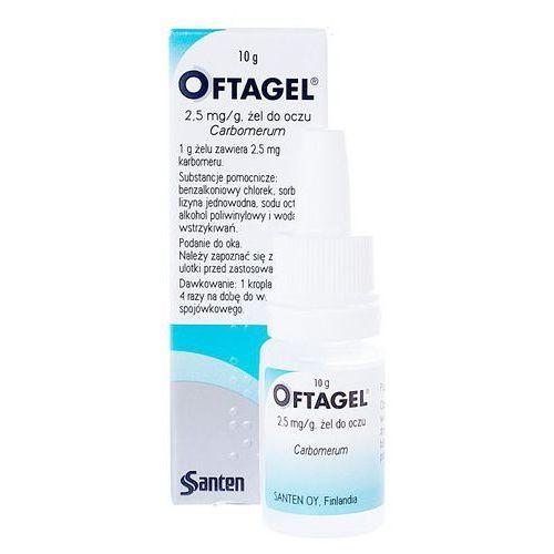 Oftagel (lek Pozostałeleki i suplementy)