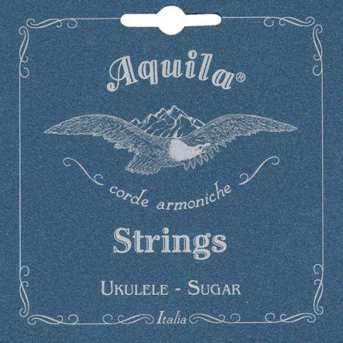 Aquila sugar struny do ukulele, sopran, high g