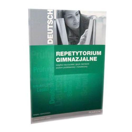Repetytorium Gimnazjalne Deutsch Teacher's Book-mamynastanie,wyślemyjuż...., oprawa miękka