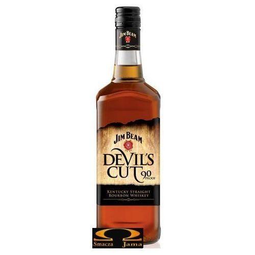 Jim Beam Distilling Co. Bourbon Jim Beam Devil's Cut 0,7l. z kat. alkohole