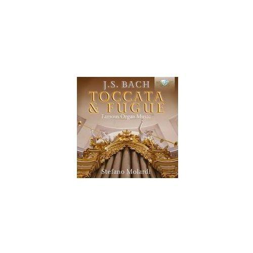 Bach Toccata & Fugue Famous Organ Music (Płyta CD), 95166