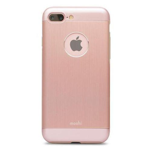 Moshi armour - etui aluminiowe iphone 7 plus (golden rose) (4713057250460)