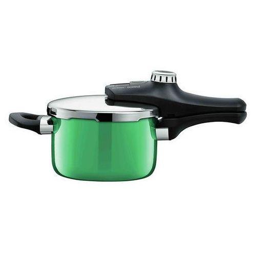 szybkowar sicomatic econtrol 4.5 l 22 cm zielony indukcja marki Silit
