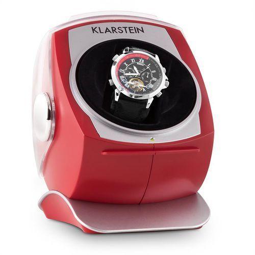 senna rotomat ruch w prawo-w lewo 1 zegarek czerwony marki Klarstein