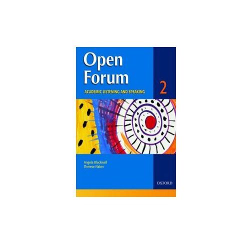 Open Forum 2: Student Book