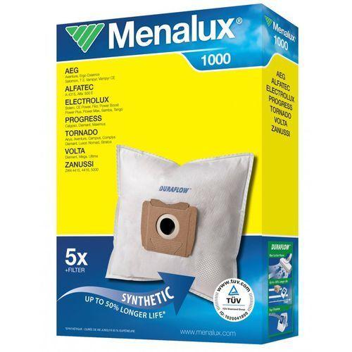 Menalux Worki do odkurzacza 1000 (3023372025560)