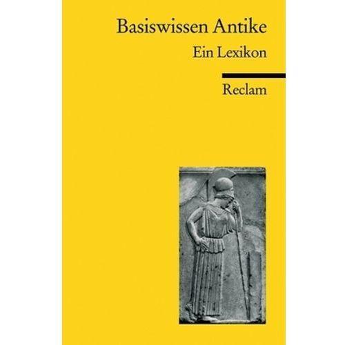 Basiswissen Antike (9783150184653)